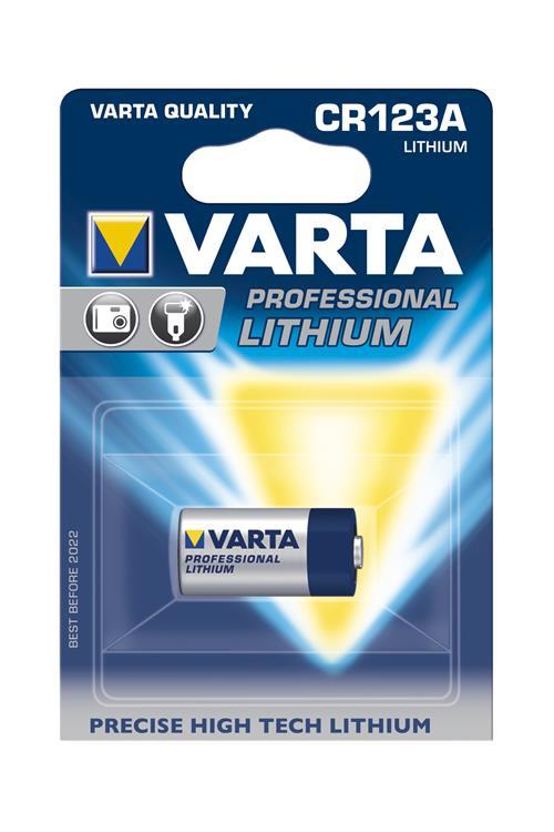 Fotobatterij Lithium