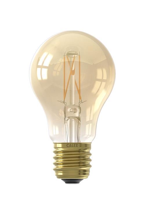 LED Filament lamp 4W 310lm E27 2100K dim