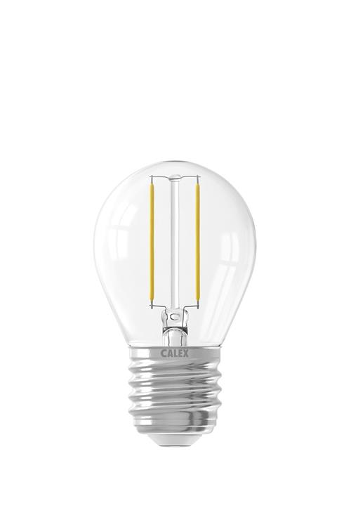 LED Filament Kogellamp 2W 200lm E27 P45