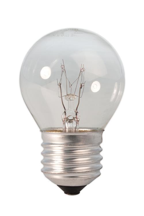 Kogellamp 240V 10W 55lm E27 helder