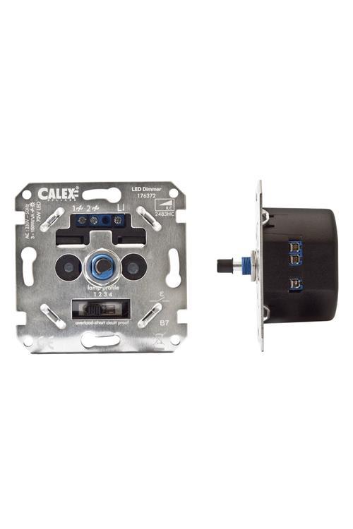 RC Inbouwdimmer 230V (LED 70W-Gloeilamp 150W)