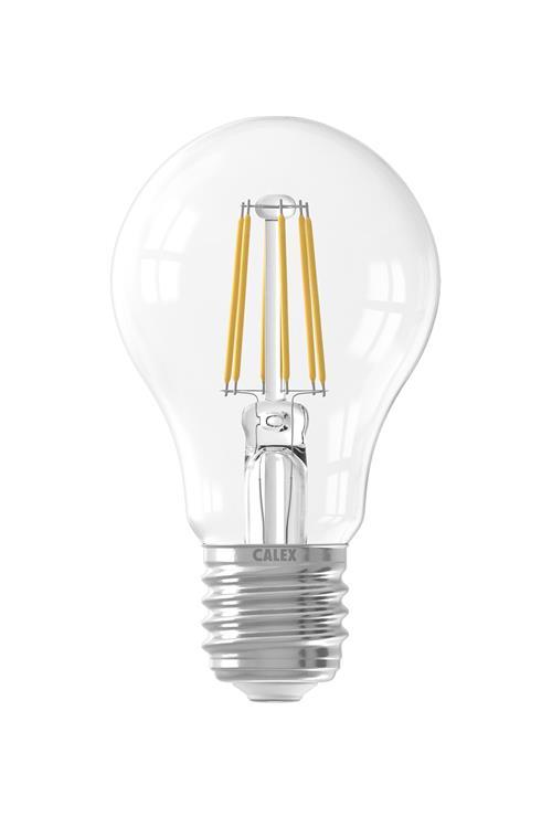 LED Fil.Standaardlamp 5,5W 600lm E27 A60
