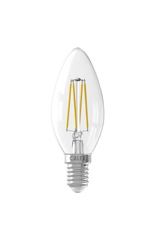 Calex LED Filam. Kaars 3,5W 350lm E14 2700K dim
