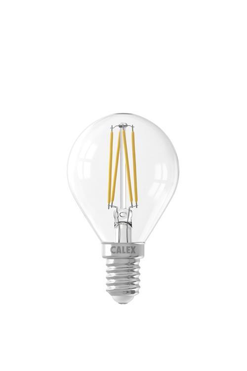 LED Filam.Kogel.3,5W 350lm E14 2700Kdim