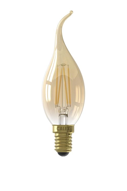 LED Filament Tip-Kaars 3,5W 200lm 14 2100K dim