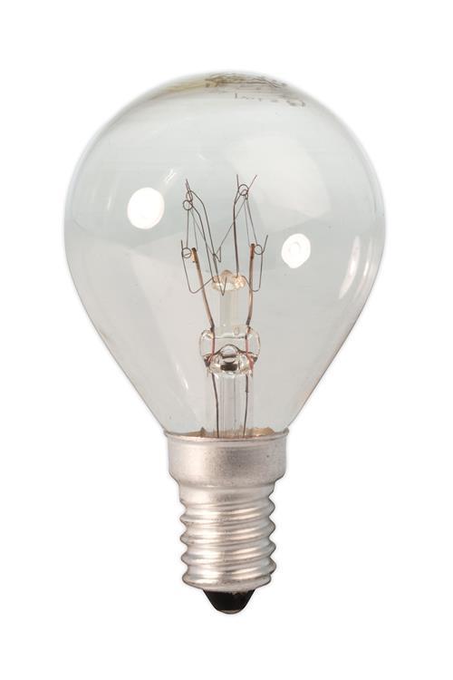 Kogellamp 240V 10W 55lm E14 helder