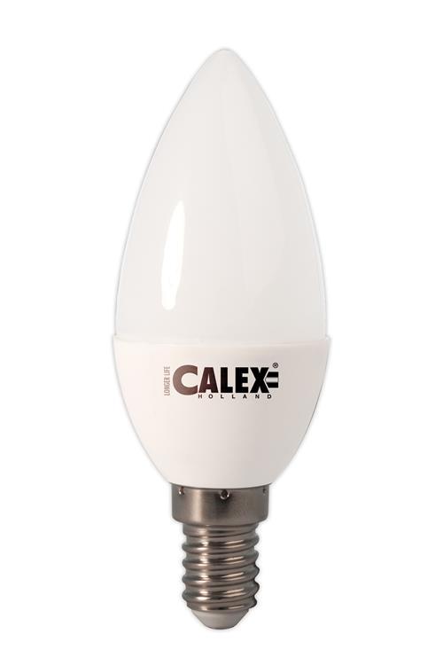 LED Kaarslamp 3W E14 B38, 250 lumen 2700K