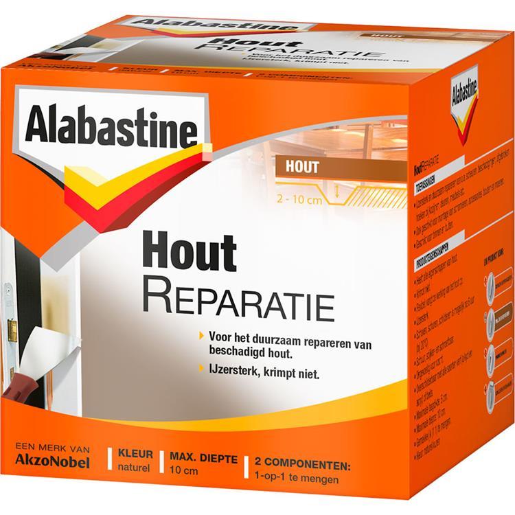 Alabastine houtreparatie 150 gr