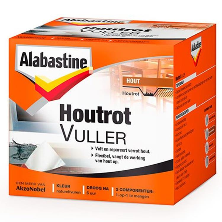 Alabastine houtrotvuller 1000 gr