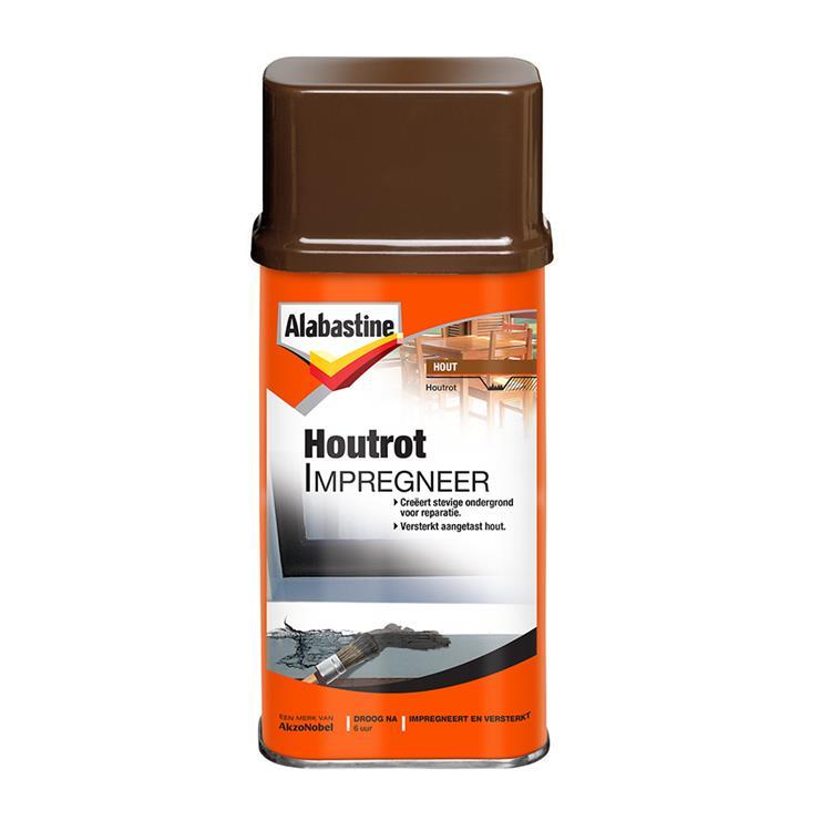 Alabastine houtrot-stop 250 ml