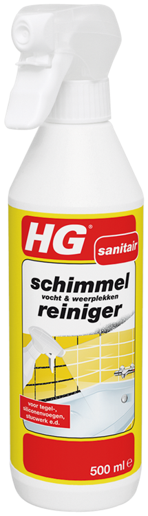 HG schimmel-, vocht- & weerplekkenreiniger 500 ml