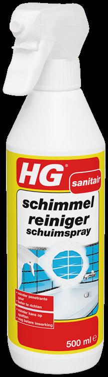 HG schimmelreiniger schuimspray 500ml