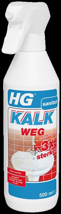 HG kalkweg schuimspray 3x sterker 500ml