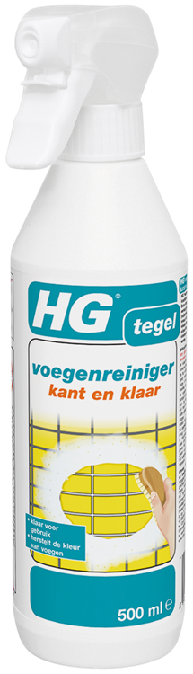 HG voegenreiniger kant & klaar 500 ml