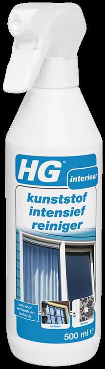 HG Kunststof reiniger intensief 500ml