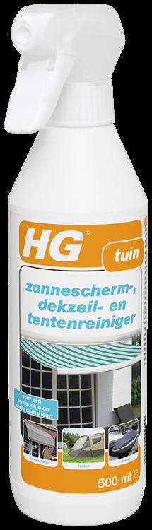 HG zonnescherm-, dekzeil- en tentenreiniger 0,5l