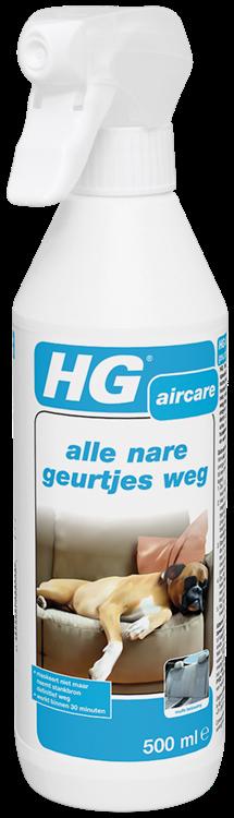 HG alle nare geurtjes weg 500 ml