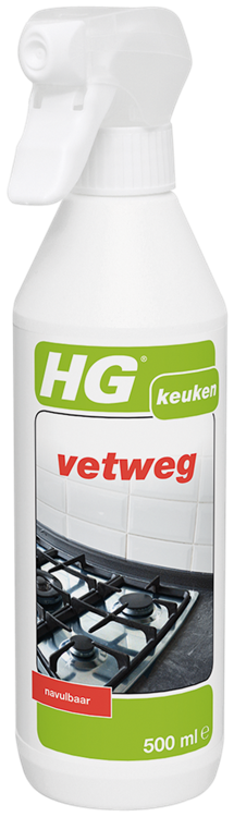 HG vetweg-spray 500 ml