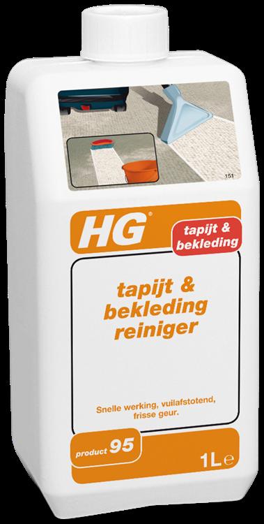 HG tapijt & bekleding reiniger 1L
