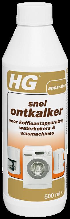HG snel ontkalker 500 ml