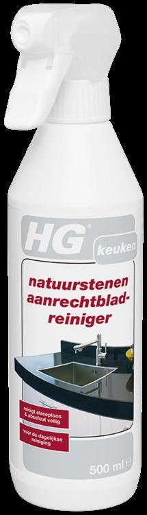 HG natuurstenen aanrechtbladreiniger 500 ml