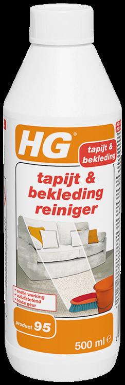 HG tapijt & bekleding reiniger 500 ml