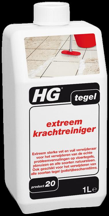 HG tegel extreem krachtreiniger 1 lt