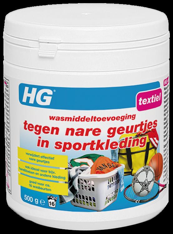 HG wasmiddeltoevoeging tegen nare geurtjes 0.5kg