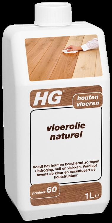 HG houten vloeren vloerolie naturel