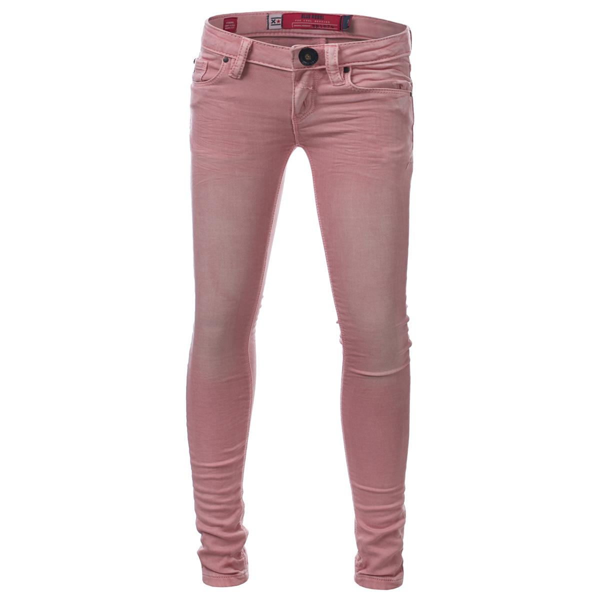 52157e094301af Skinny Fit Jeans And Dressed In Pink – DACC